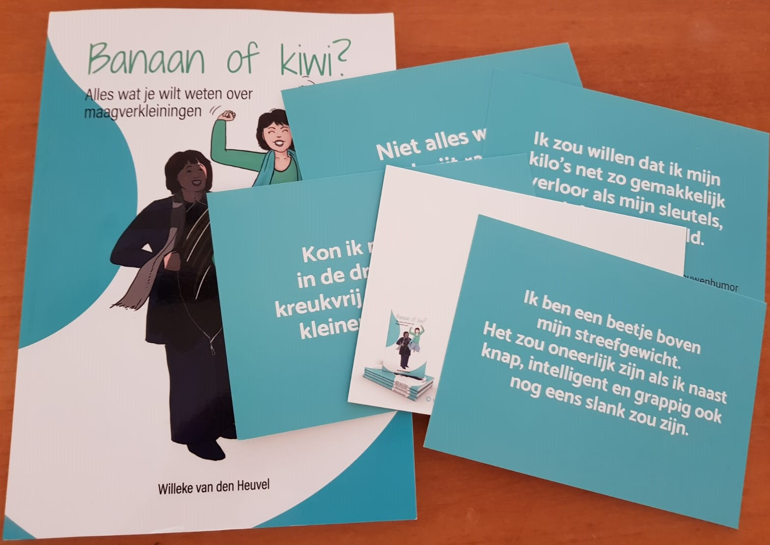 Banaan of kiwi Willeke van den Heuvel