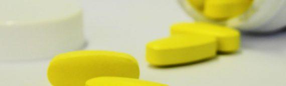 Vitaminepillen na een maagverkleining
